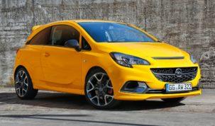 új Opel Corsa GSI