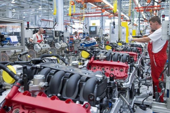 háromhengeres Audi motorok
