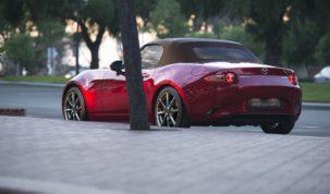 Erősebb lesz a Mazda MX-5