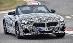 álcázott BMW Z4