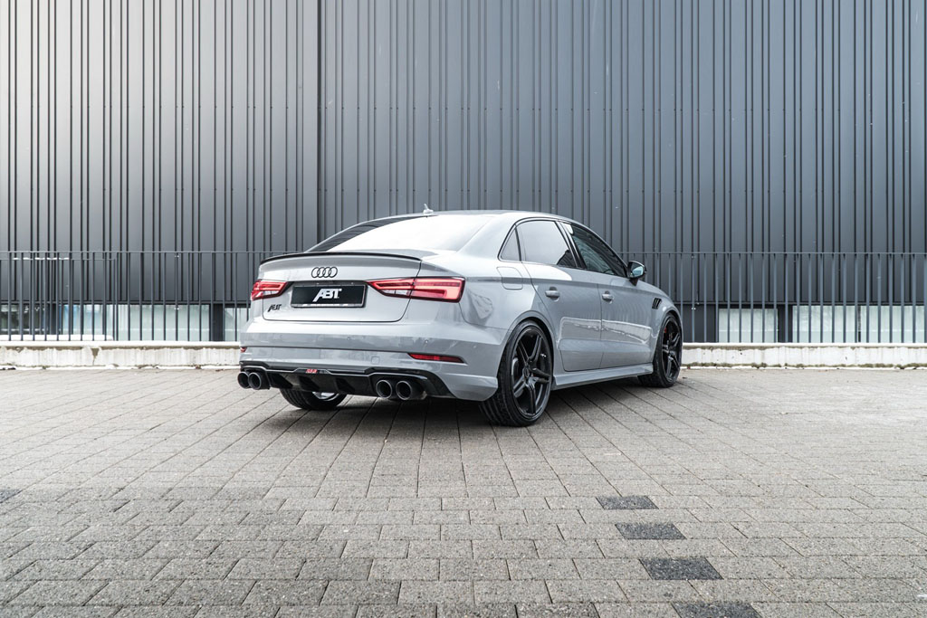 Audi RS3 szedán ABT tuninggal