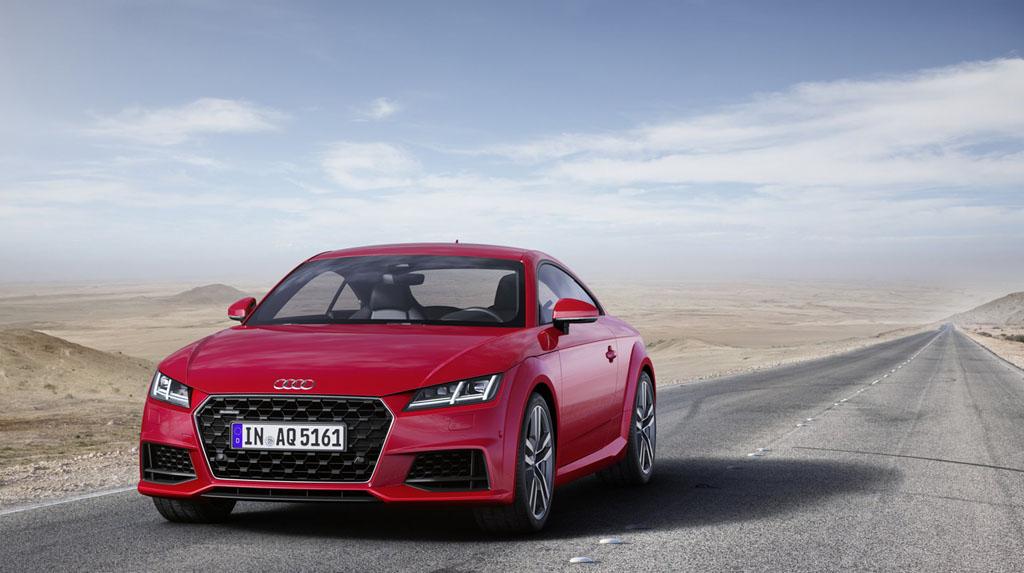 Audi TT 2019 – Új orr a 20. születésnapra