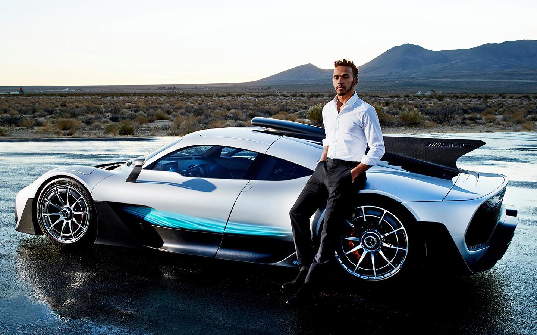 Lewis Hamilton – Én és az autóm
