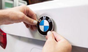 BMW-gyár
