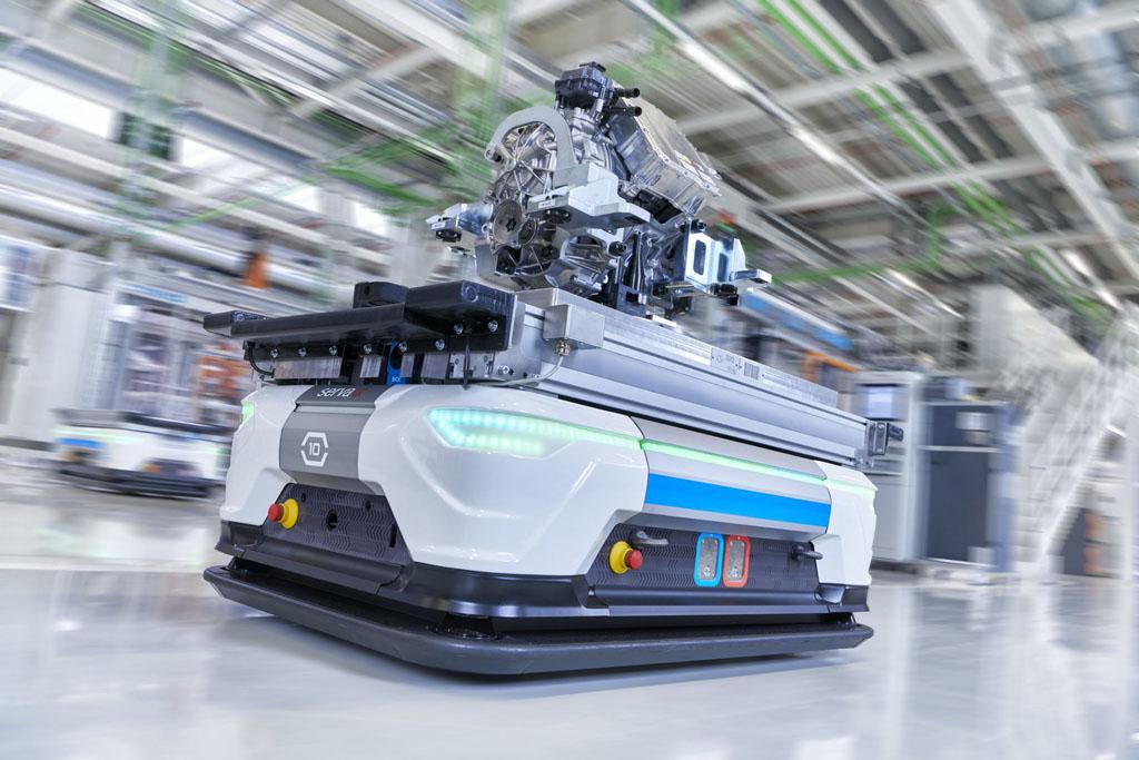E-motor az Audi E-Tronhoz – Made In Győr