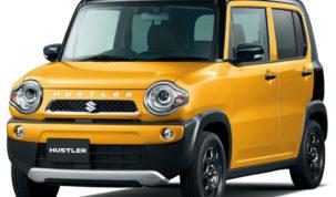 Suzuki Hustler Tough Wild – Nem a mi autónk