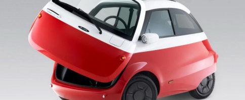 Microlino - BMW Isetta újratöltve