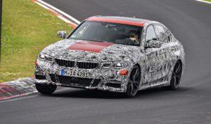 finomhangolták az új BMW 3-ast