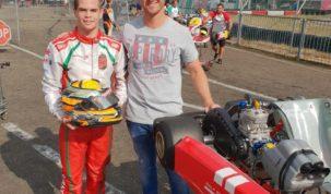 Kovács Zsombor Ralf Schumacher csapatában