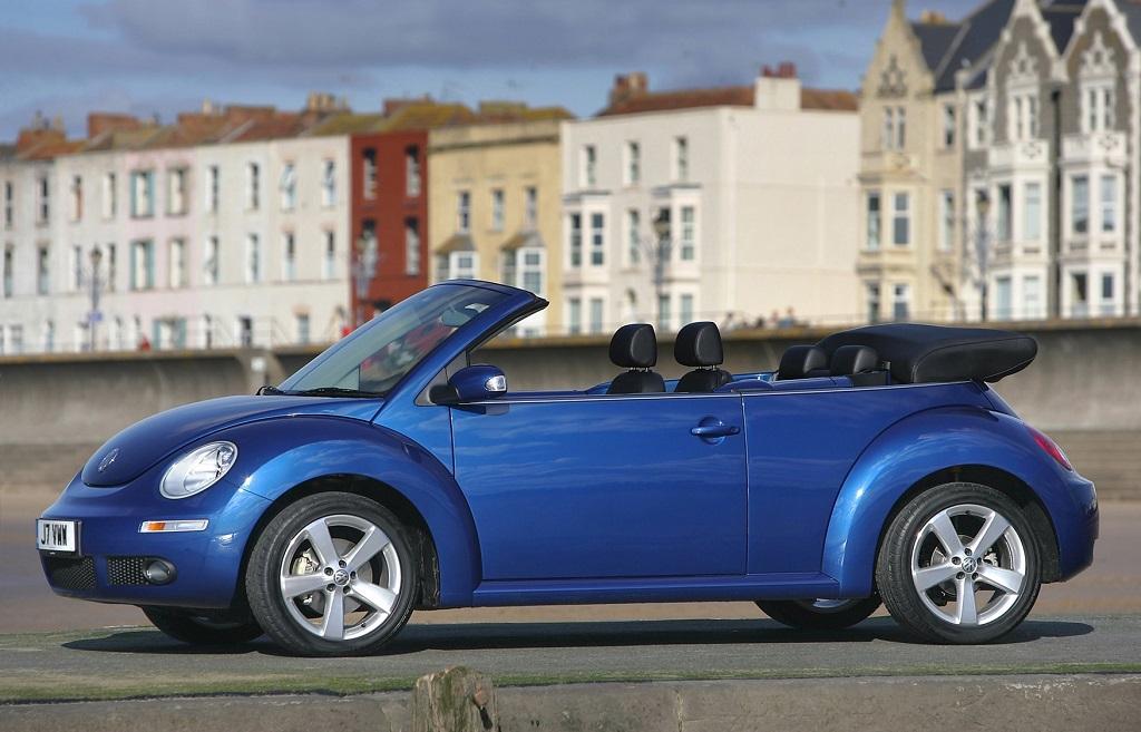 Beetle Cabrio 2003-2010