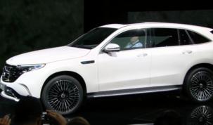 Mercedes EQC – Bemutató
