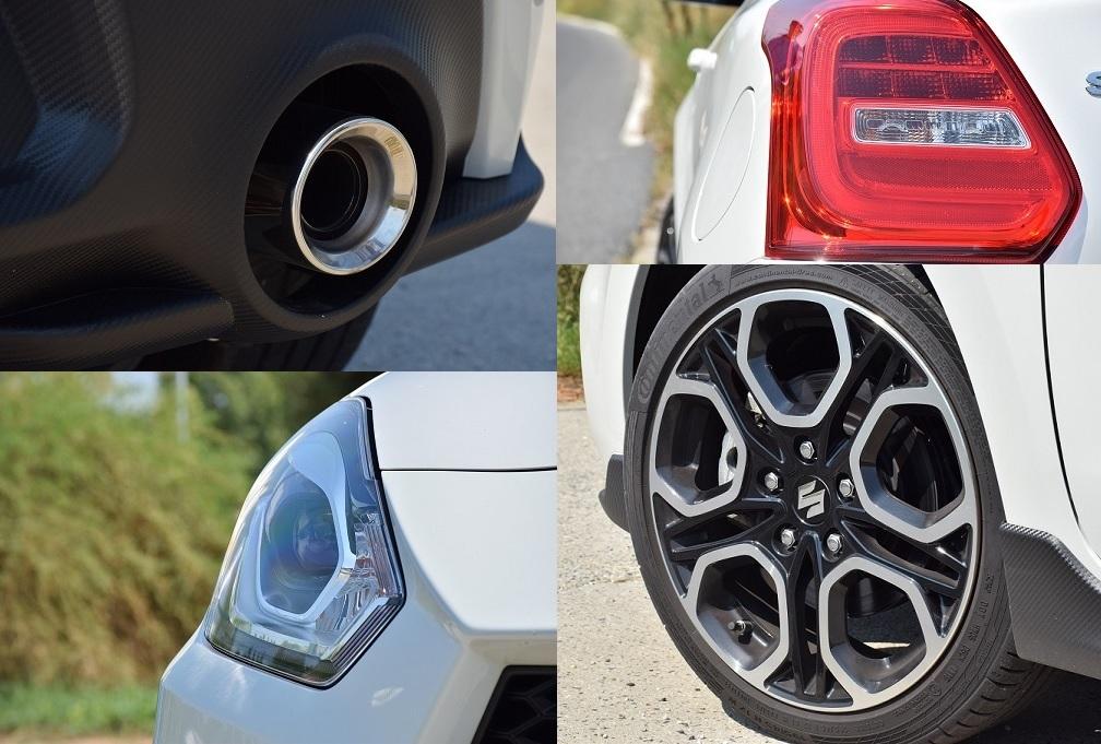 Suzuki Swift Sport teszt