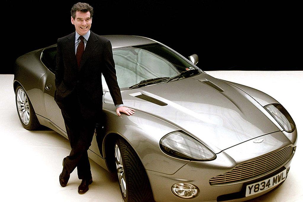 Pierce Brosnan – Én és az autóm