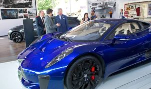 Jaguar I-Pace – A trónörökös új kocsija