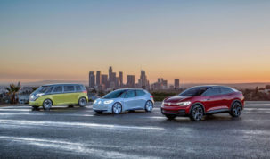 elektromos VW modellek