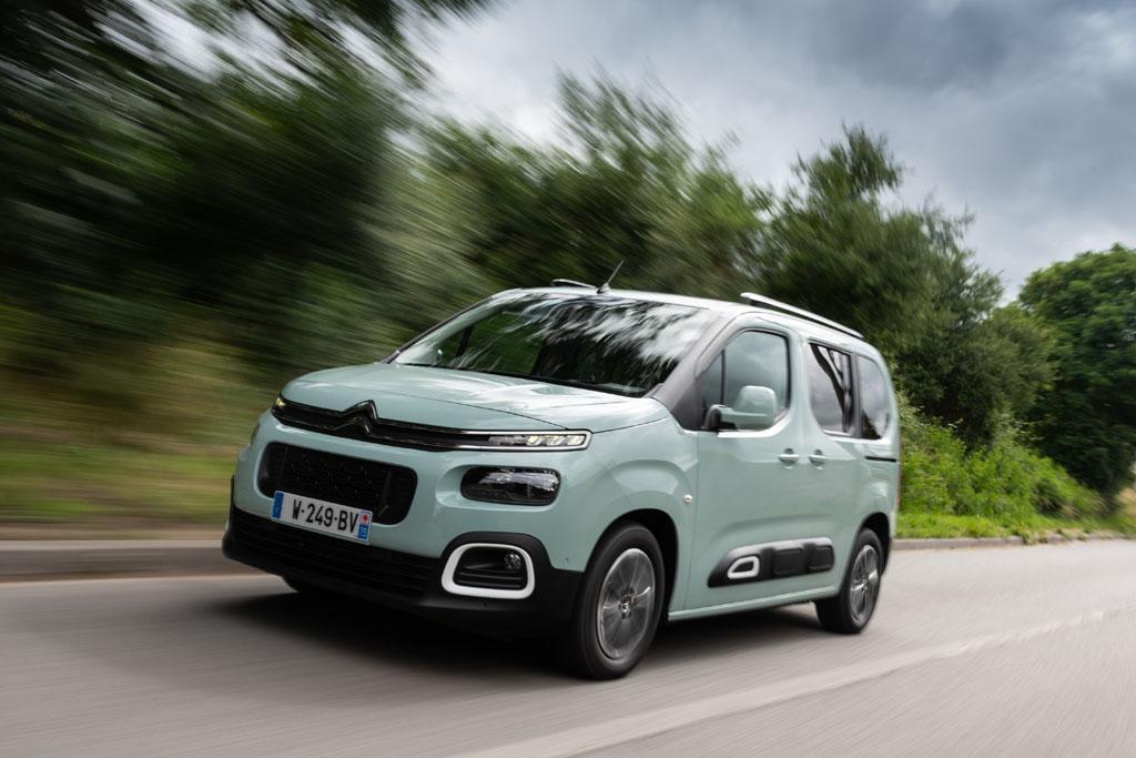 Új Citroën Berlingo – Családbarát