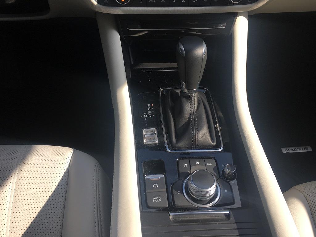 Mazda 6 2018 teszt