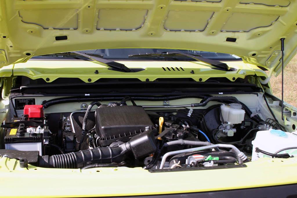 Nagyon megy az új Suzuki Jimny