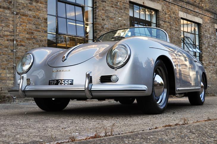 Porsche a vízben? Chesil Speedster