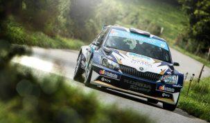 Beharangozó a Santa Domenica Rallye Show-hoz