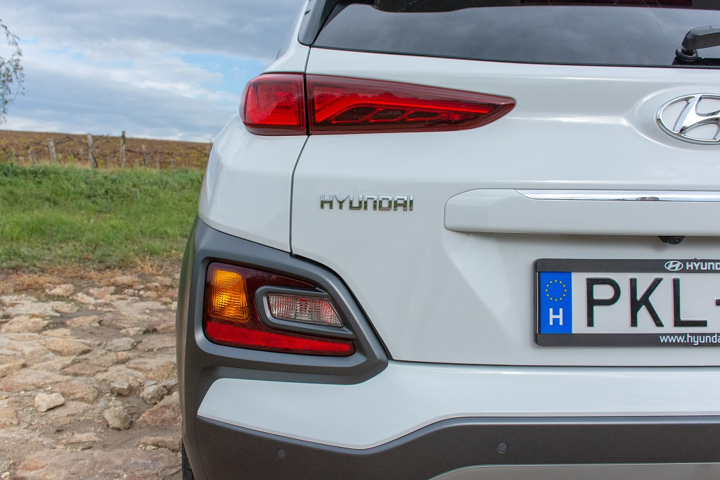 Hyundai Kona 1.0 T-GDI teszt