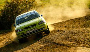 I. Nyíregyháza Rallye - Aranyérem