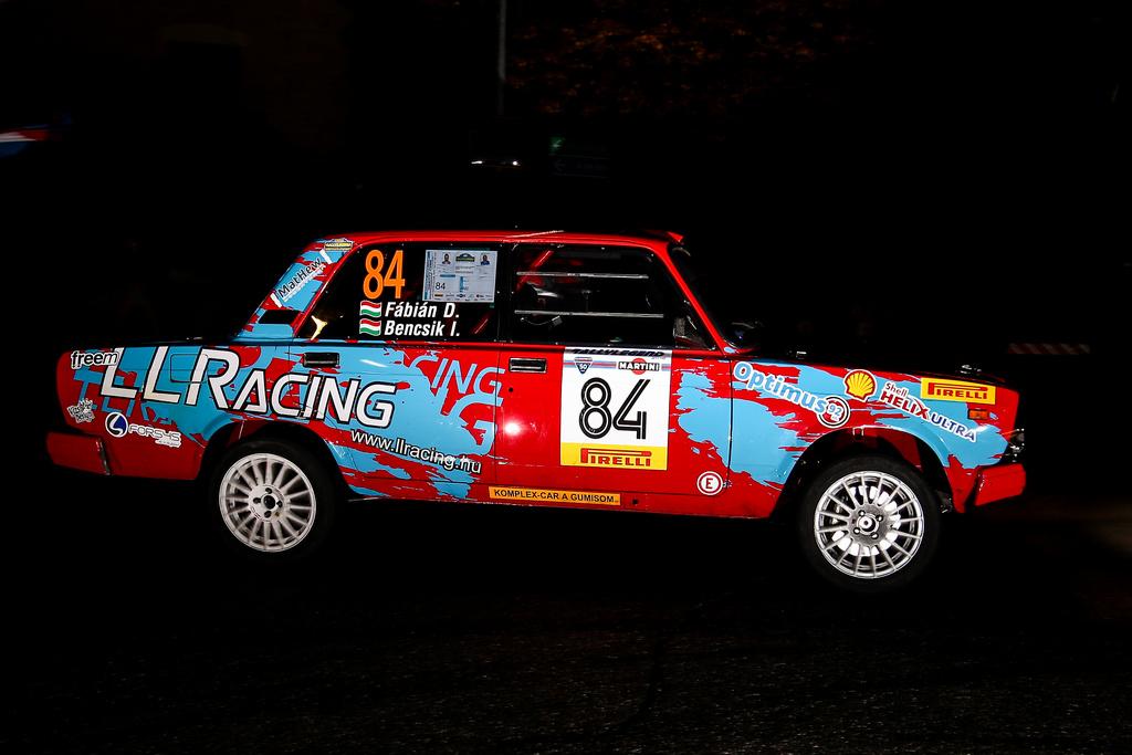 San Marino-i Rallylegend