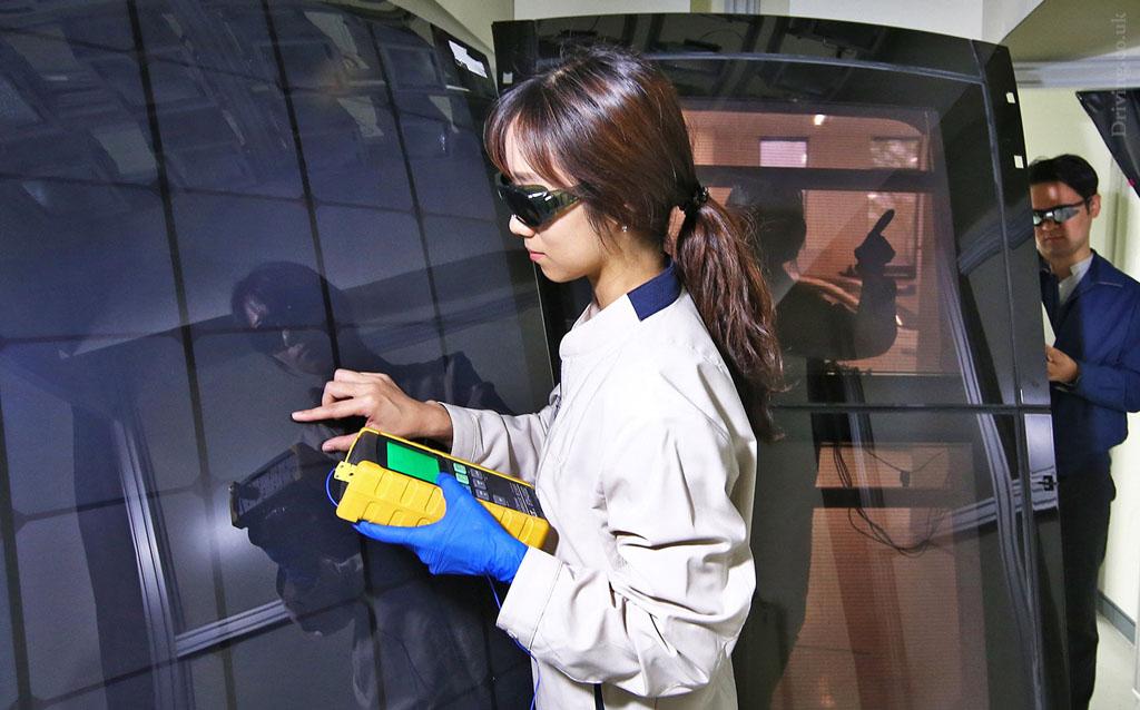 Napelemmel is tölti a Kia és a Hyundai az autói akkumulátorát