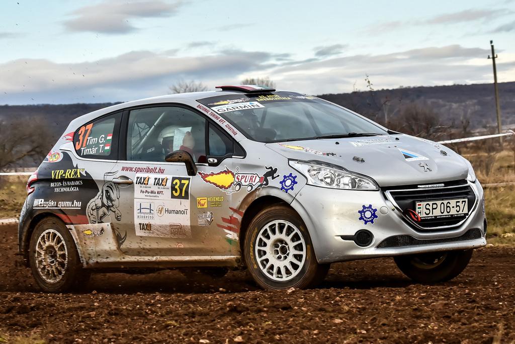 Szilveszter Rallye beharangozó