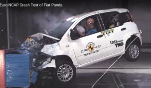 Védelmi hiba? – Csillagtalan a FIAT PANDA is