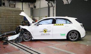 Euro NCAP 2018 – Az év legbiztonságosabb autói