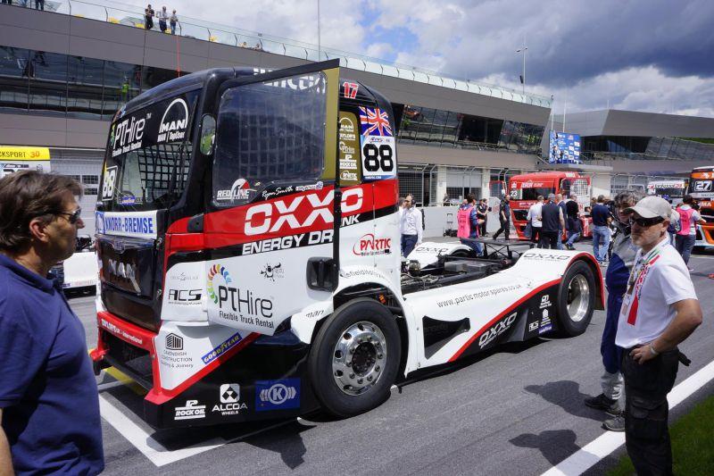 együttműködés a magyar kamionsportért