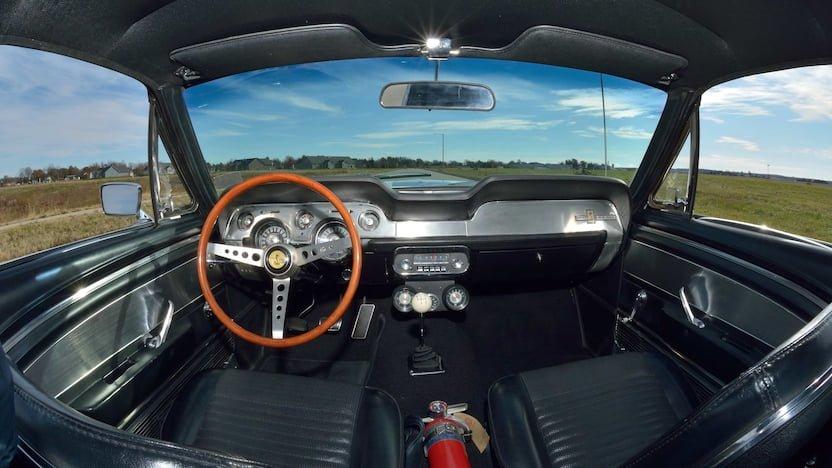 Mustang GT500 Shelby Super Snake