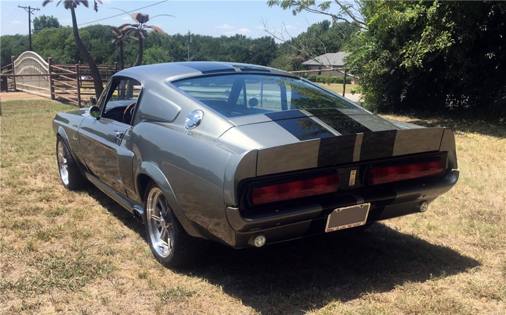 Drága Eleanor – Eladó a Tolvajtempó egyik Mustangja