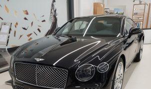 Bentley szalonban