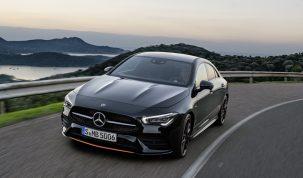 Legyen a mi autónk! Bemutatták az új Mercedes CLA kúpét