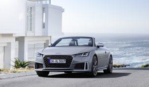 új Audi TTS