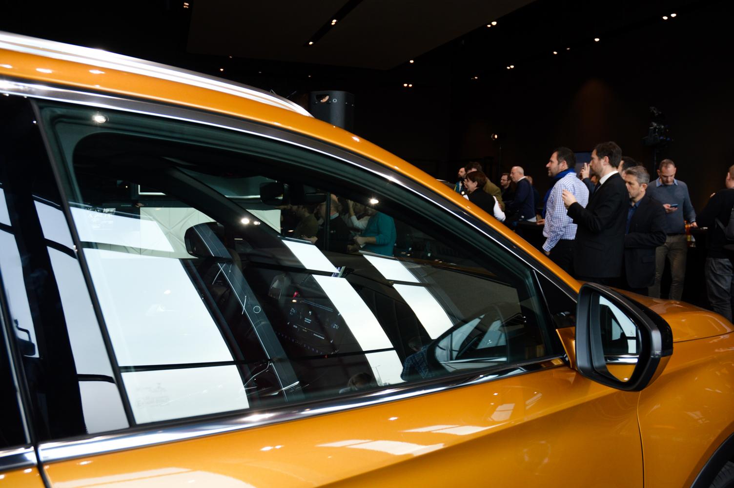 DS 7 Crossback – az autó Louis Vuitton kivitelben