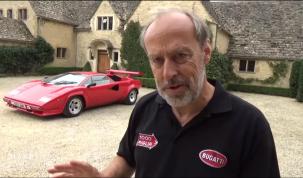 Az autógyűjtő Harry Metcalfe