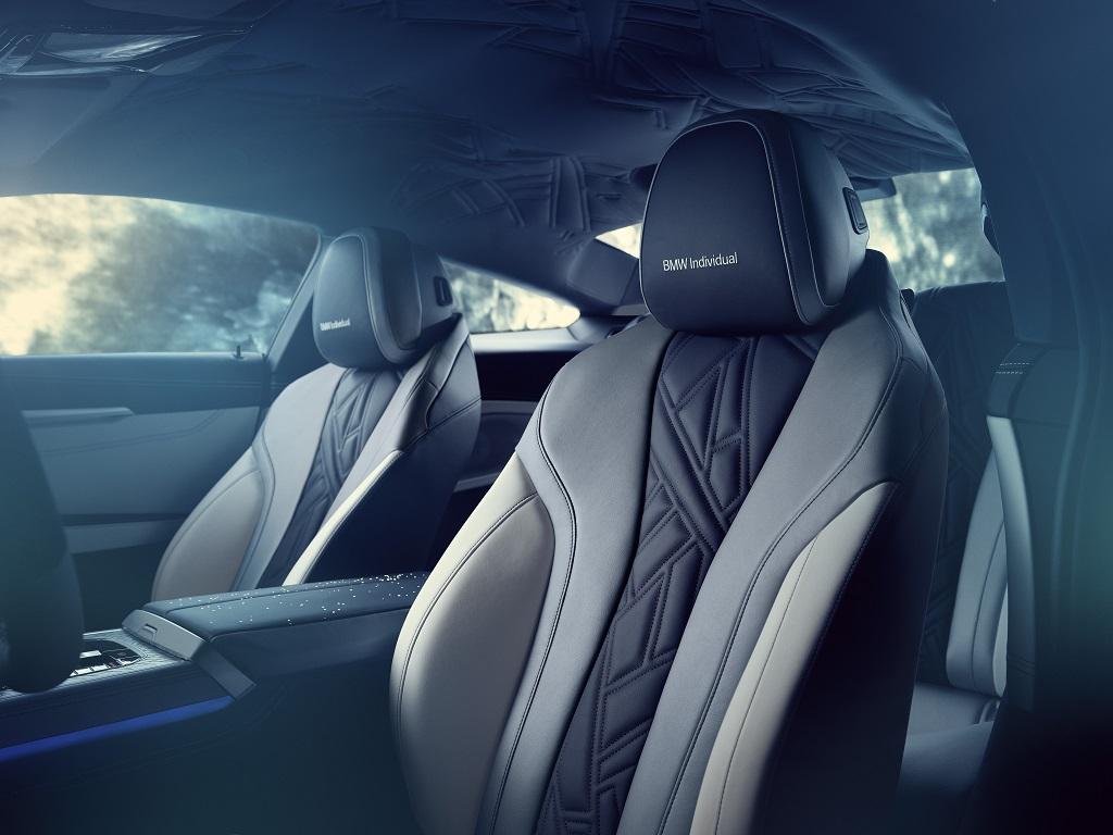 BMW Individual M850i