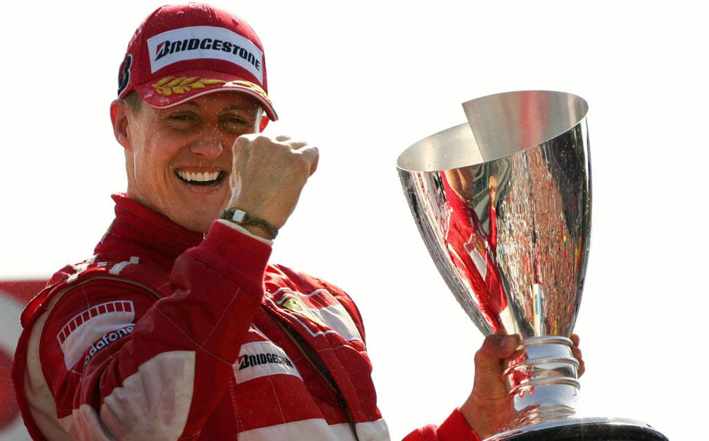 Schumacher 50 éves – 5 legszebb futamgyőzelme