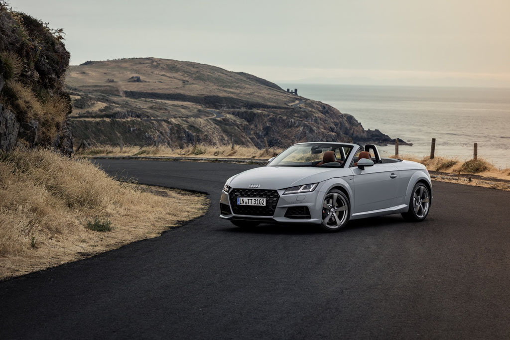 Születésnapi Audi TT – Tiszta szívvel