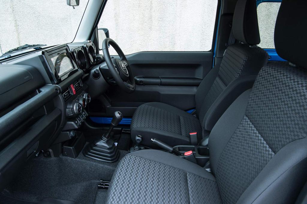 Értéktartó bajnok – Új Suzuki Jimny