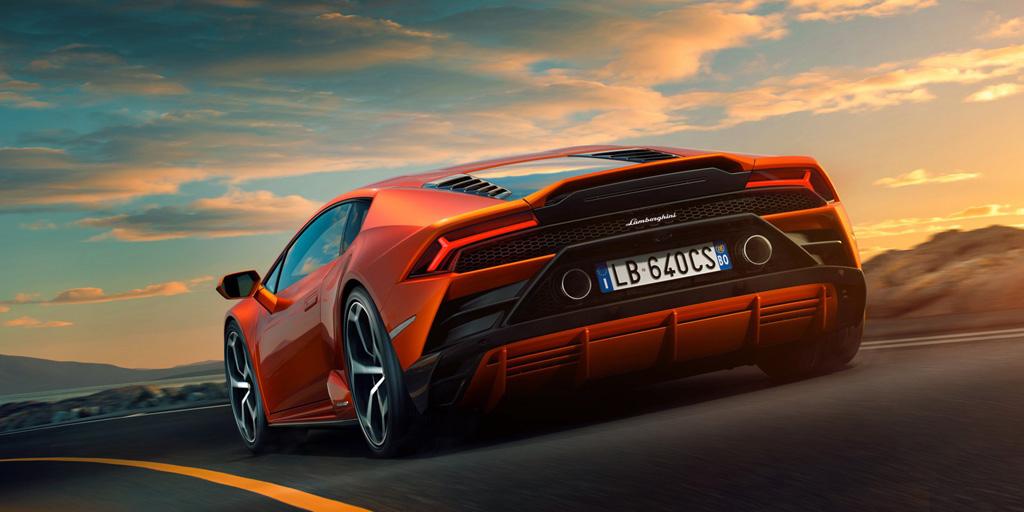 A szél, ami leviszi a tetőt - Lamborghini Huracán EVO 2020