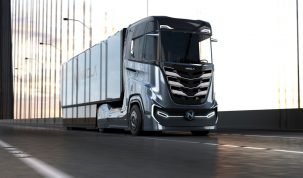 Hidrogénhajtású kamion – Nikola, de nem Tesla
