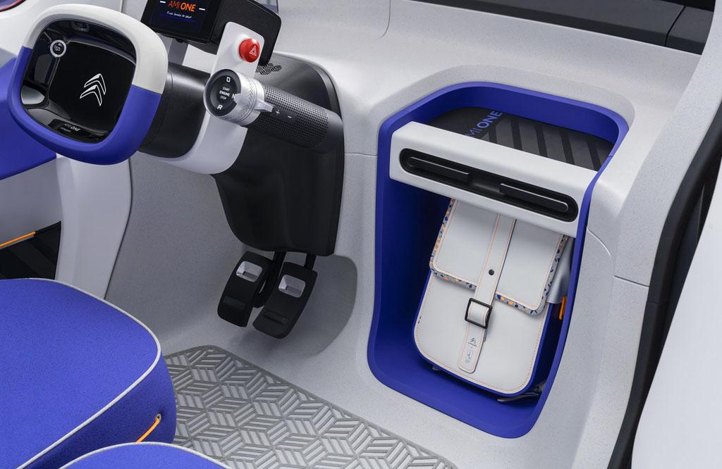 Citroën Ami koncepcióautó