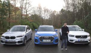 BMW X1, Audi Q3, vagy Volvo XC40? Melyiket a három közül?