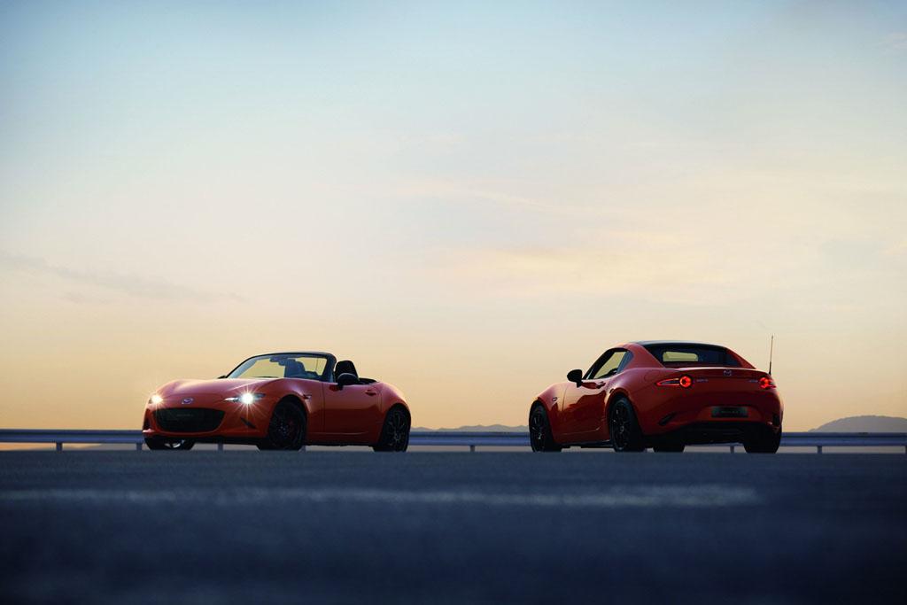 30 éves a Mazda MX-5