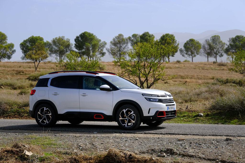 Citroën C5 Aircross: A kényelem az erőssége