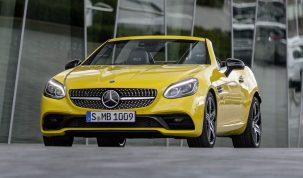 Az utolsó Mercedes SLC – egy korszak vége?